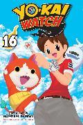 Cover-Bild zu Noriyuki Konishi: YO-KAI WATCH, Vol. 16