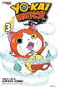 Cover-Bild zu Noriyuki Konishi: Yo-kai Watch, Vol. 3