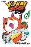 Cover-Bild zu Noriyuki Konishi: YO-KAI WATCH, Vol. 6