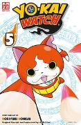 Cover-Bild zu Konishi, Noriyuki: Yo-kai Watch 05