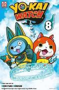 Cover-Bild zu Konishi, Noriyuki: Yo-kai Watch 08