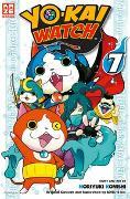 Cover-Bild zu Konishi, Noriyuki: Yo-kai Watch 07