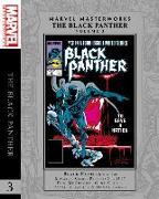 Cover-Bild zu McGregor, Don: Marvel Masterworks: The Black Panther Vol. 3
