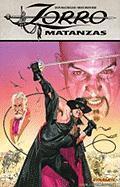 Cover-Bild zu Don McGregor: Zorro: Matanzas