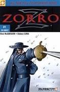 Cover-Bild zu McGregor, Don: Zorro #1