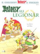 Cover-Bild zu Goscinny, René (Text von): Asterix als Legionär