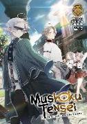 Cover-Bild zu Magonote, Rifujin Na: Mushoku Tensei: Jobless Reincarnation (Light Novel) Vol. 8