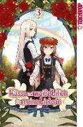 Cover-Bild zu Canno: Küsse und weiße Lilien für meine Liebste 03