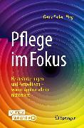 Cover-Bild zu Pflege im Fokus (eBook) von Sailer, Gerda (Hrsg.)