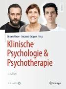 Cover-Bild zu Klinische Psychologie & Psychotherapie (eBook) von Hoyer, Jürgen (Hrsg.)