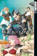 Cover-Bild zu Tabata, Yuki: Black Clover 07