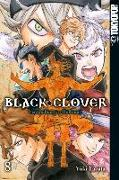 Cover-Bild zu Tabata, Yuki: Black Clover 08