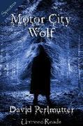Cover-Bild zu Motor City Wolf (eBook) von Perlmutter, David