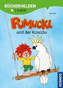 Cover-Bild zu Pumuckl, Bücherhelden 1. Klasse, Pumuckl und der Kakadu von Kaut, Ellis