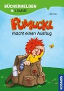Cover-Bild zu Pumuckl, Bücherhelden 1. Klasse, Pumuckl macht einen Ausflug (eBook) von Leistenschneider, Ulrike
