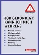 Cover-Bild zu Job gekündigt! Kann ich mich wehren? (eBook) von Bräunlich Keller, Irmtraud