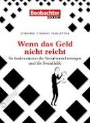 Cover-Bild zu Wenn das Geld nicht reicht (eBook) von Stebel Schlatter, Corinne