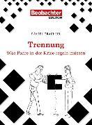 Cover-Bild zu Trennung (eBook) von Trachsel, Daniel