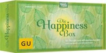 Cover-Bild zu Die Happiness-Box von Engelbrecht, Sigrid