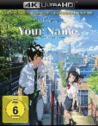 Cover-Bild zu Makoto Shinkai (Reg.): Your Name