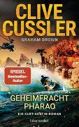 Geheimfracht Pharao von Cussler, Clive