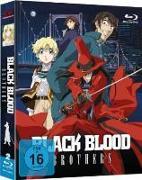 Cover-Bild zu Kawamura, Hitoshi (Prod.): Black Blood Brothers