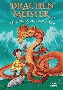 Cover-Bild zu West, Tracey: Drachenmeister Band 1 - Kinderbücher ab 6-8 Jahre (Erstleser Mädchen Jungen)