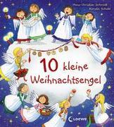 Cover-Bild zu 10 kleine Weihnachtsengel von Schmidt, Hans-Christian