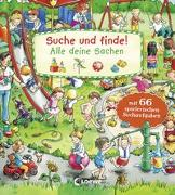 Cover-Bild zu Suche und finde! - Alle deine Sachen von Loewe Meine allerersten Bücher (Hrsg.)