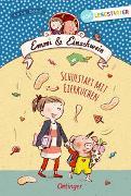Cover-Bild zu Böhm, Anna: Emmi & Einschwein. Schulstart mit Eierkuchen