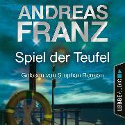 Cover-Bild zu Spiel der Teufel - Sören Henning & Lisa Santos, Teil 2 (Gekürzt) (Audio Download) von Franz, Andreas