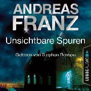 Cover-Bild zu Unsichtbare Spuren - Sören Henning & Lisa Santos, Teil 1 (Gekürzt) (Audio Download) von Franz, Andreas