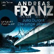 Cover-Bild zu Julia Durant. Die junge Jägerin - Julia Durant ermittelt - Kriminalroman, (Gekürzt) (Audio Download) von Holbe, Daniel