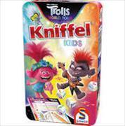 Cover-Bild zu Trolls, Kniffel Kids (Metalldose) (mult)