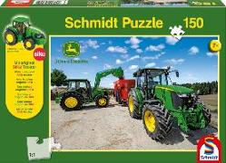 Cover-Bild zu John Deere Traktoren der 5M Serie und SIKU Traktor