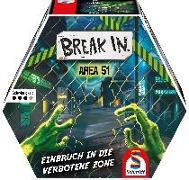 Cover-Bild zu Break In - Area 51 (d)