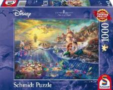 Cover-Bild zu Thomas Kinkade, Disney Kleine Meerjungfrau Arielle