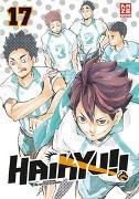 Cover-Bild zu Haikyu!! - Band 17 von Furudate, Haruichi