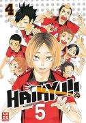 Cover-Bild zu Haikyu!! 04 von Furudate, Haruichi