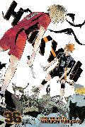 Cover-Bild zu Haikyu!!, Vol. 36 von Furudate, Haruichi