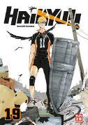 Cover-Bild zu Haikyu!! - Band 19 von Furudate, Haruichi