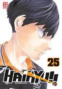 Cover-Bild zu Haikyu!! - Band 25 von Furudate, Haruichi
