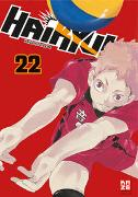 Cover-Bild zu Haikyu!! - Band 22 von Furudate, Haruichi