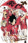 Cover-Bild zu Haikyu!!, Vol. 34 von Furudate, Haruichi