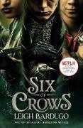 Cover-Bild zu Six of Crows (eBook) von Bardugo, Leigh