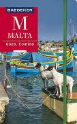 Cover-Bild zu Bötig, Klaus: Baedeker Reiseführer Malta, Gozo, Comino