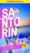 Cover-Bild zu Bötig, Klaus: MARCO POLO Reiseführer Santorin