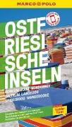 Cover-Bild zu Kühn, Volker: MARCO POLO Reiseführer Ostfriesische Inseln, Baltrum, Borkum, Juist, Langeoog