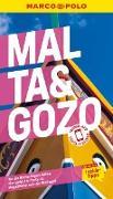 Cover-Bild zu Bötig, Klaus: MARCO POLO Reiseführer Malta, Gozo (eBook)