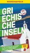 Cover-Bild zu Bötig, Klaus: MARCO POLO Reiseführer Griechische Inseln, Ägäis (eBook)
